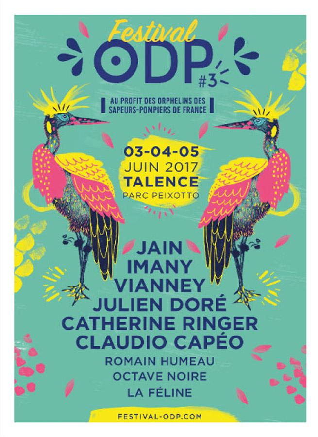 Festival ODP Talence #3 - 2017