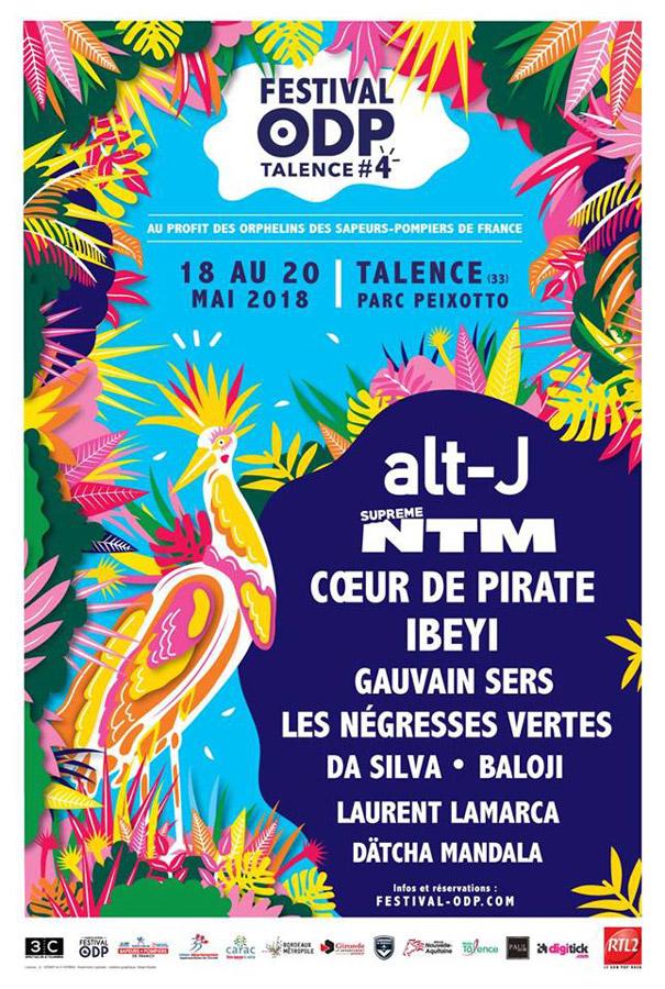 Festival ODP Talence #4 - 2018