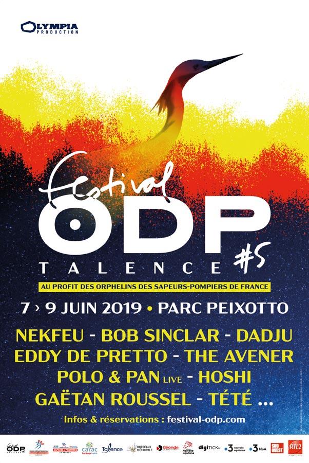 Festival ODP Talence #5 - 2019