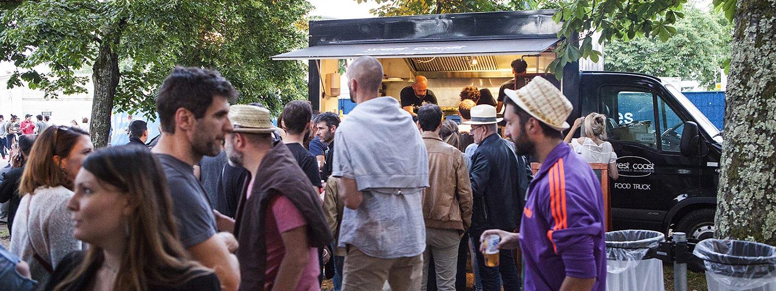 Village Gournand - Festival ODP Talence
